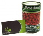 "Metelliana PANCRAZIO Fasola czerwona-""red kidney"" 400g"