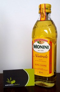 Monini Oliwa z oliwek Neutrale 500ml