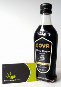 GOYA Ocet Sherry Reserva 250ml